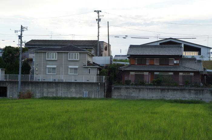 一般的な宅地造成