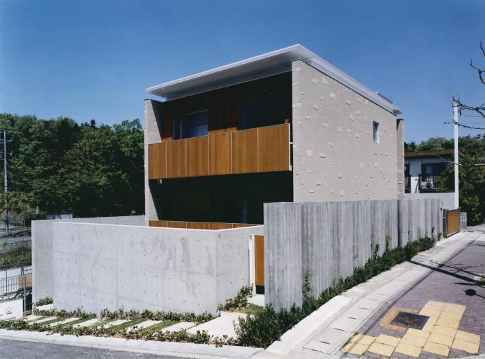 八事富士見の家