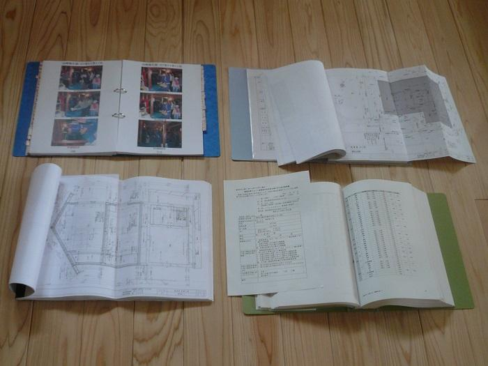 許容応力度構造計算書と設計図書