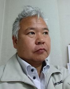 株式会社シゲムラ建設 福岡営業所所長 田中知郷さん
